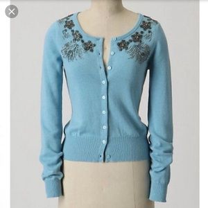 Knitted & Knotted Decorating Committee cardigan